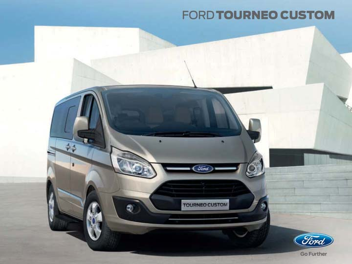 Ford People Carrier