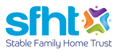 Safe Family Home Trust Logo