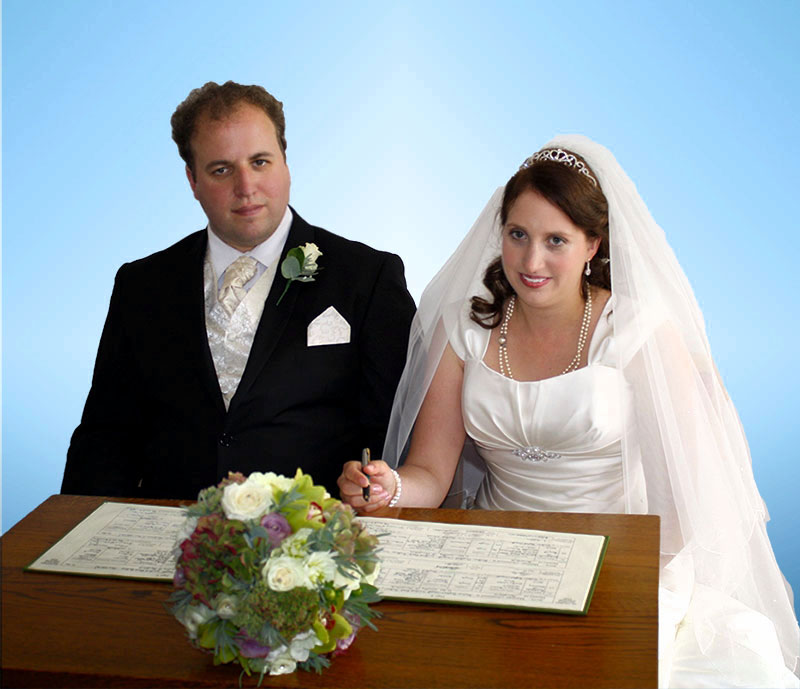 The marriage of Nicole and John – 13th September 2014